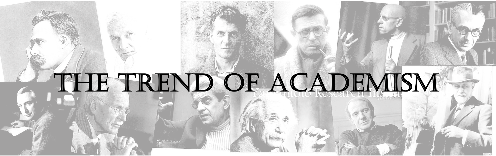 THE TREND OF ACADEMISM