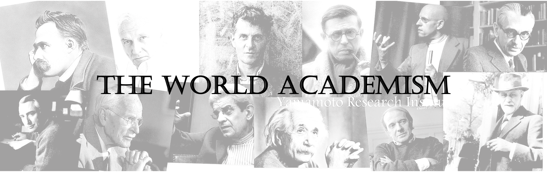 THE WORLD ACADEMISM